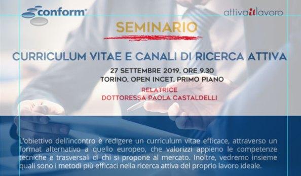 seminario Torino