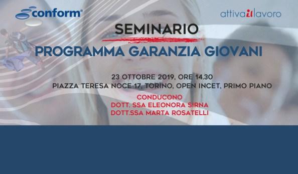 seminario Garanzia Giovani