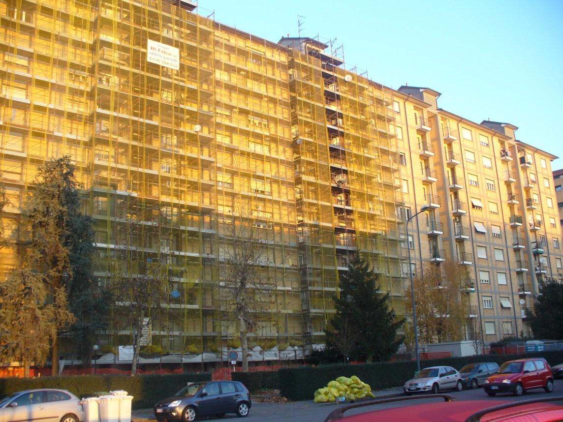 Ristrutturazione Facciate Milano Gruppo Di Falco S.r.l.