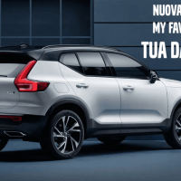 VOLVO XC40 A € 26.500