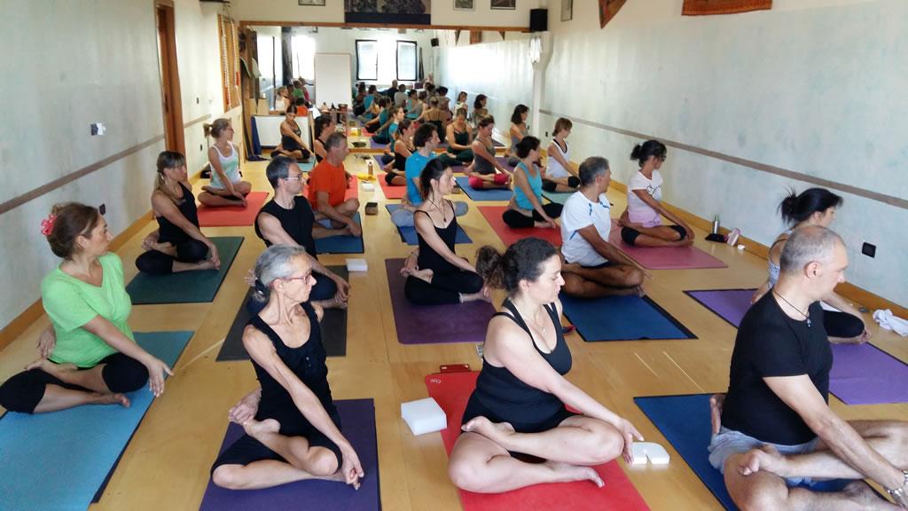 Yoga (metodo JYOTIM)