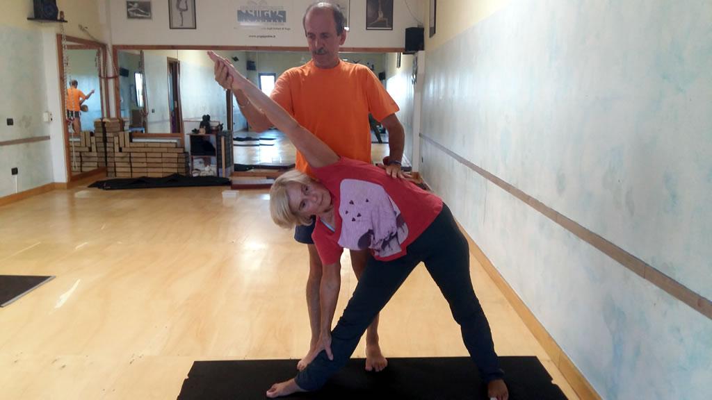 Lezioni individuali e yoga emozionale