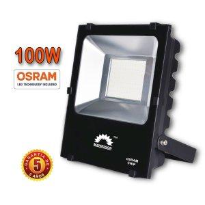 Projector Led Xip Osram 100W Blacks