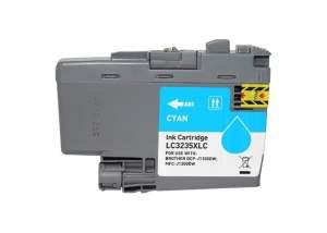 Brother LC3235XL/LC3233 Cyan Cartucho de Tinta Generico - Reemplaza LC3235XLC/LC3233C