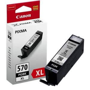 Canon PGI570XL Negro Cartucho de Tinta Pigmentada Original - 0318C001