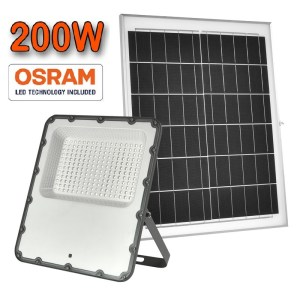 Projector Solar 200W Xip Osram