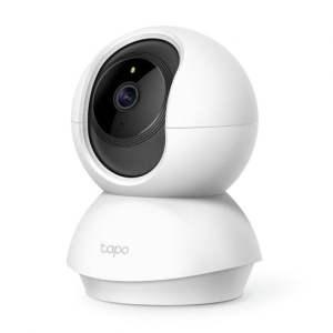 TP-Link Webcam/Camara Vigilancia WiFi Rotatoria 360º 1080P Tapo C200 - Vision Nocturna - Detec. Movimiento (Compatible como Webcam)