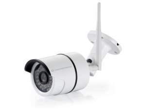 Conceptronic Jareth FHD Cámara de Videovigilancia con IP WIFI - Calidad HD 1.3 MegaPixeles - Vision Nocturna 20m - 60 Grados de vision