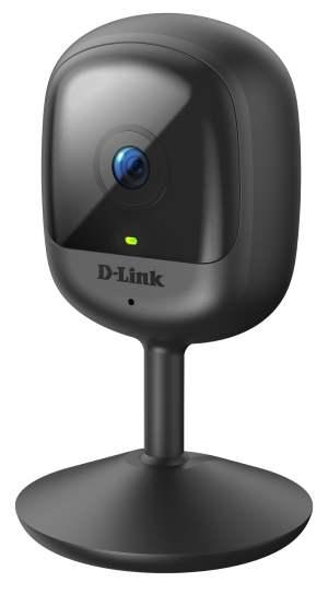 D-Link Camara de Vigilancia Compact WiFi FullHD 1080p - Vision Nocturna - Angulo de Vision 110° - Deteccion de Movimiento - Para Interior