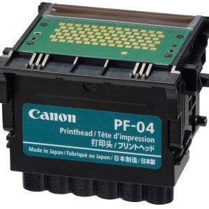 Canon PF04 Cabezal de Impresion Original- 3630B001/QY6-1601-010
