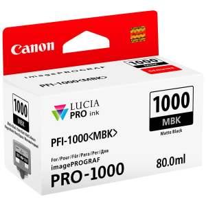 Canon PFI1000 Magenta Photo Cartucho de Tinta Original - PFI1000PM/0551C001