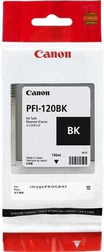 Canon PFI120 Negro Cartucho de Tinta Original - 2885C001