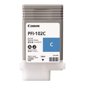 Canon PFI102 Magenta Cartucho de Tinta Original - 0897B001