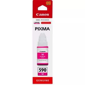 Canon GI590 Magenta Botella de Tinta Original - GI590M/1605C001