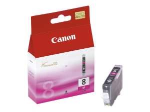 Canon CLI8 Magenta Cartucho de Tinta Original - 0622B001