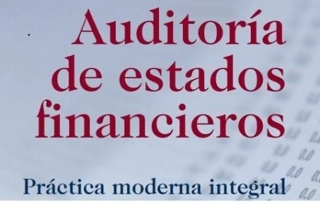 Libro de auditoria de Estados Financieros práctica moderna integral