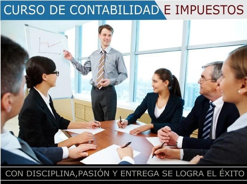 CURSO DE CONTABILIDAD-E IMPUESTOS-2020