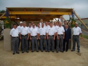 Firmenjubiläum 2005 | Baugeschäft Gruska