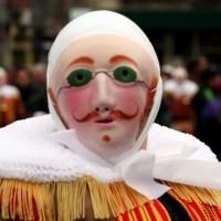 Maskers verboden?