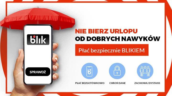 Bis zu 5.000 PLN für neue Spiele von BLIK!