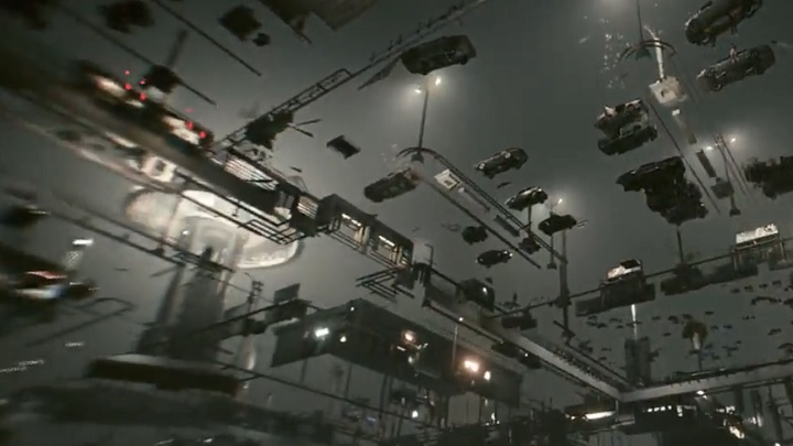 Cyberpunk 2077 – There is a hole in Night City through which you can fall off the map