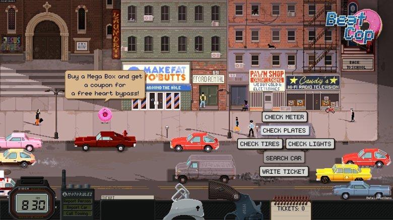 Image result for beat cop screenshots