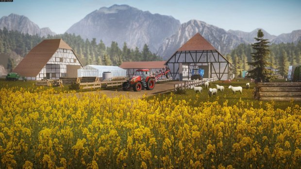 Pure Farming 2018 PC, XONE, PS4 Games Image 4/9, Ice Flames, Techland