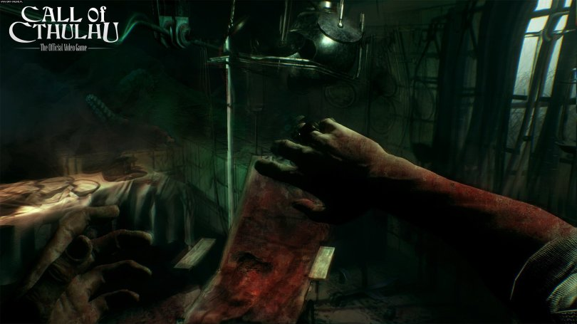Call of Cthulhu PC Games Image 2/14, Cyanide Studio, Focus Home Interactive