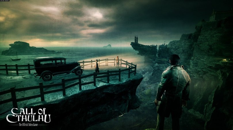 Call of Cthulhu PC Games Image 1/14, Cyanide Studio, Focus Home Interactive