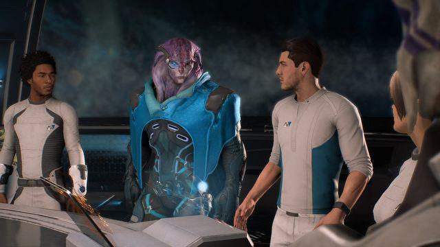 Recenzja gry Mass Effect: Andromeda – towarzyszka podróż w nieznane - egzemplifikacja #2
