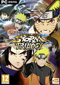 Naruto Shippuden: Ultimate Ninja Storm Trilogy Download