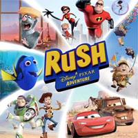 Game Rush: A Disney Pixar Adventure (PC) Cover
