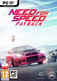 Okładka Need for Speed: Payback
