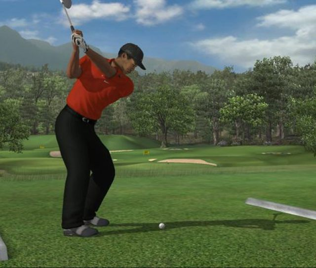 Files For Tiger Woods Pga Tour 07