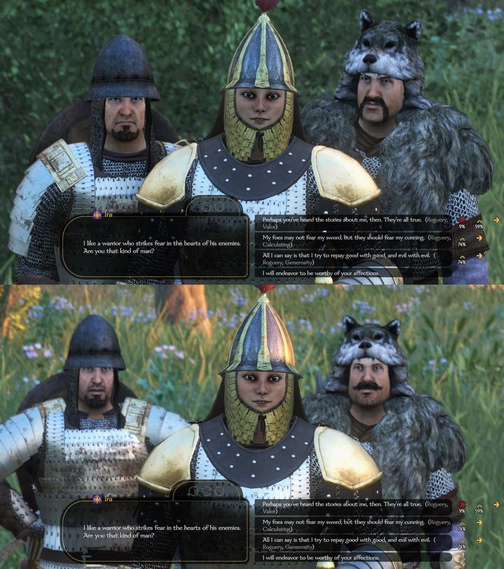 Appearance matters, even in Mount and Blade 2: Bannerlord