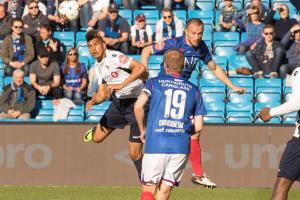 Valerenga-Stabak 1-1 Eliteserien 2016-15