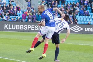 Valerenga-Stabak 1-1 Eliteserien 2016-18