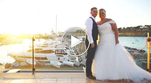 Amy and Daren Wedding Highlights - Mallorca