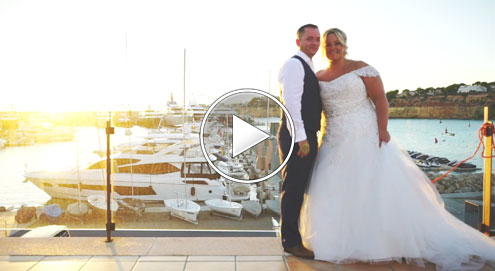 Amy and Daren Wedding Highlights - Mallorca