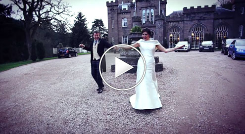 Nicola and Ted's Walking On Sunshine Marryoke