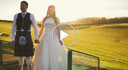 Rachel & Mark's Wedding Day Highlights