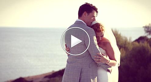 Samantha & John's Ibiza Wedding Trailer