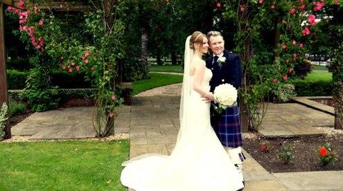 Western House Wedding Video
