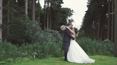 Crutherland House Wedding