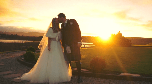 lochside wedding film
