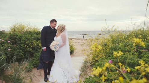 Waterside Wedding Video