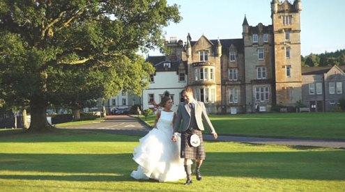 Cameron House Wedding Video