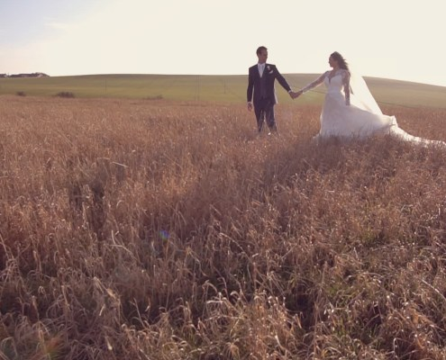 Kinkell Byre Wedding Video