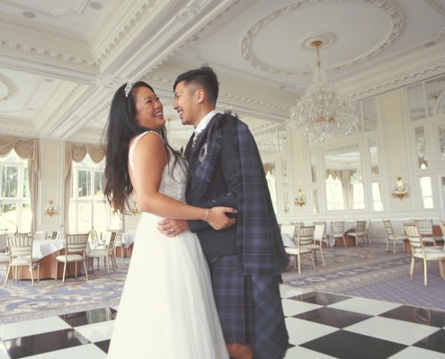 Turnberry Wedding Video