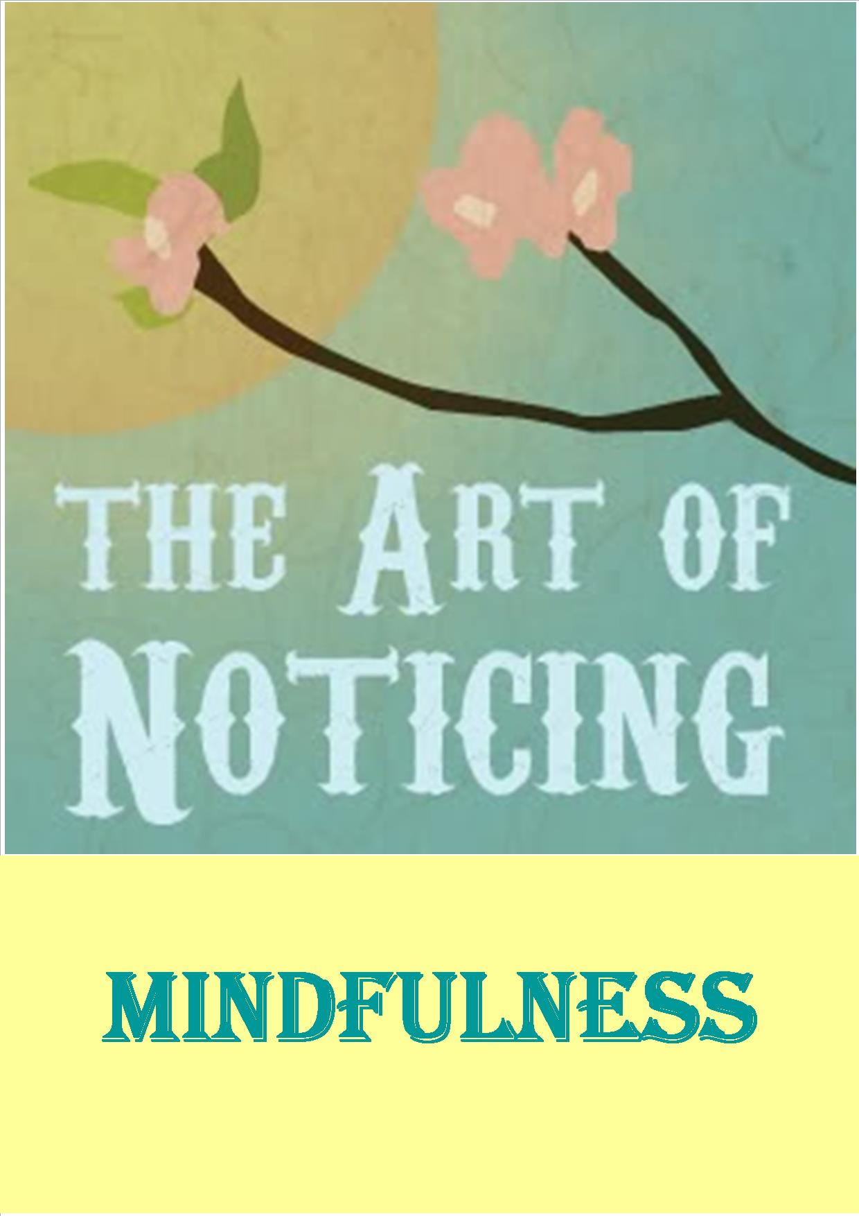 New Mindfulness Course Starting January 2016 The